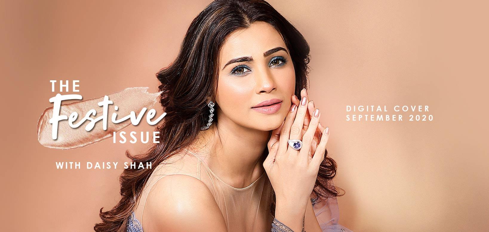 Daisy Shah's beauty secrets for glowing skin