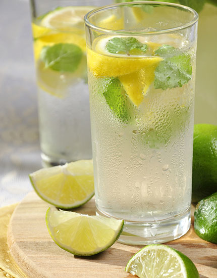 Easy to make drinks to keep you hydrated all summer long for Easy to make drinks