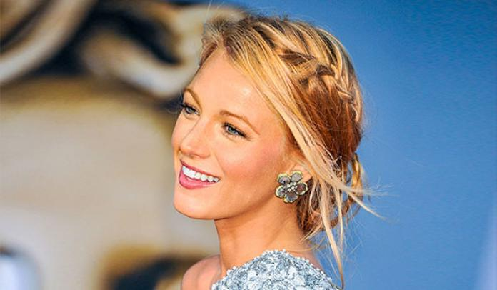 Blake Lively S Braid Hairstyle Be Beautiful India
